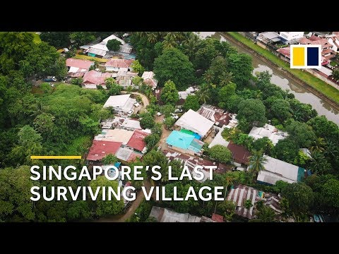 Lorong Buangkok: Inside the last village in Singapore