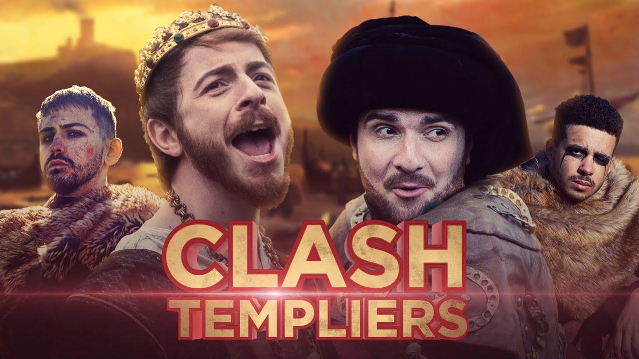 Download CYRILmp4 - CLASH TEMPLIERS (Feat Amixem)