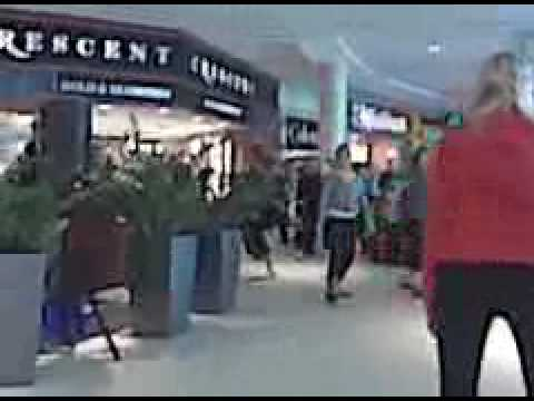 Halifax Shopping Center Flash Mob