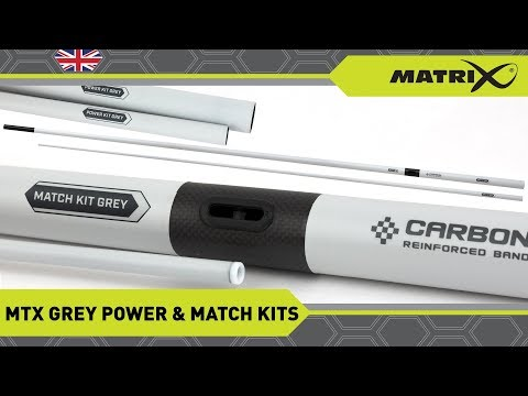 *** Coarse & Match Fishing TV *** MTX Grey Power and Match Kit from YouTube · Duration:  1 minutes 39 seconds
