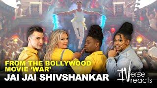 rIVerse Reacts: Jai Jai Shivshankar (From the movie 'War') - Trailer Reaction