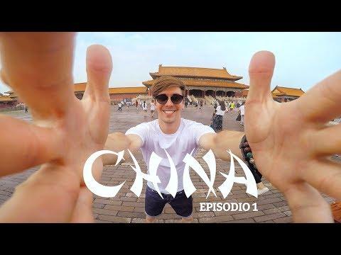 ¡Nunca pensé que China fuera así! - EPISODIO 1: Shanghai