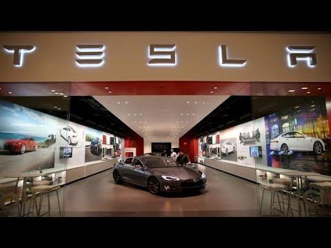 Tesla to cut full time workforce by roughly 7% - WSJ