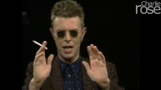 "David Bowie: to be an artist is to be ""dysfunctional"" (Mar. 31, 1998) 