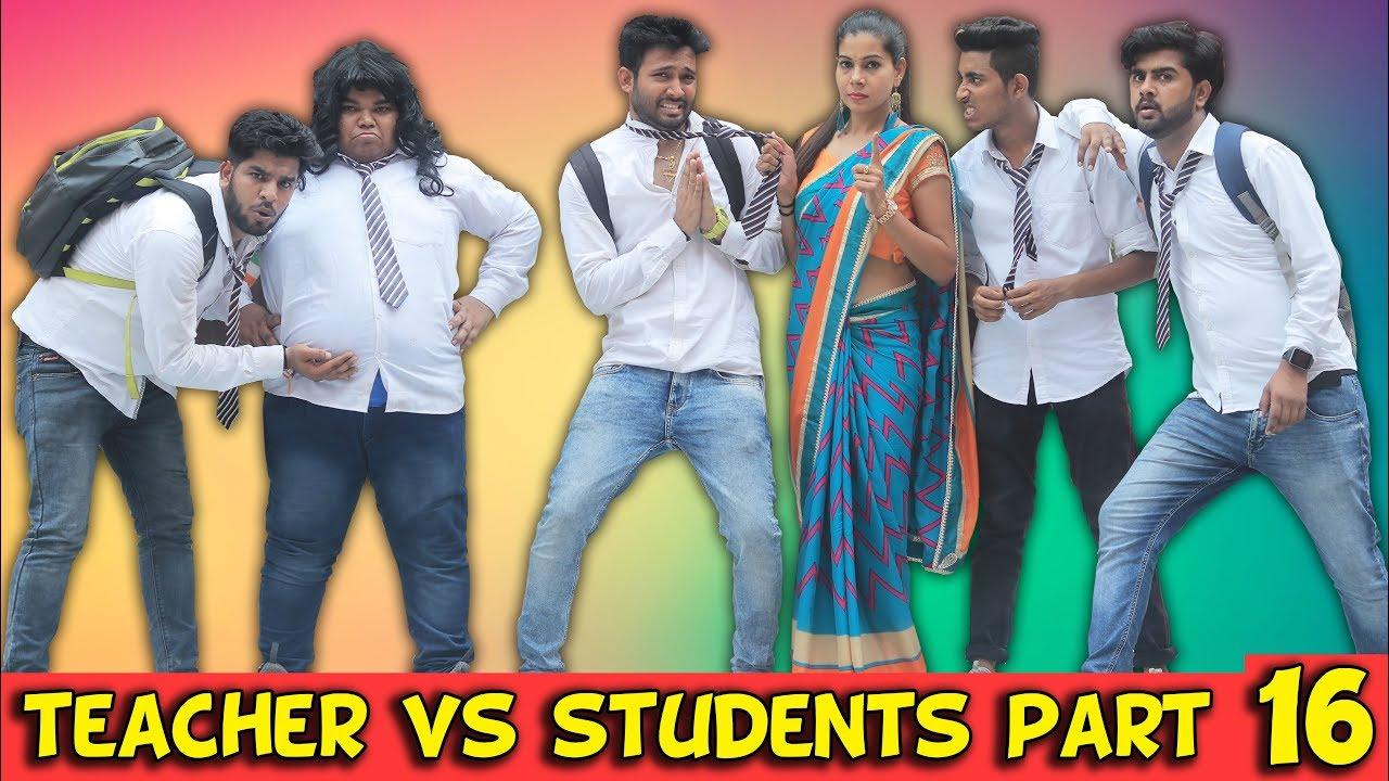 TEACHER VS STUDENTS PART 16 | BaKlol Video
