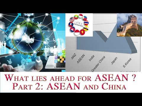 The world faces an era of accelerating and What lies ahead for ASEAN ? Part2: ASEAN and China