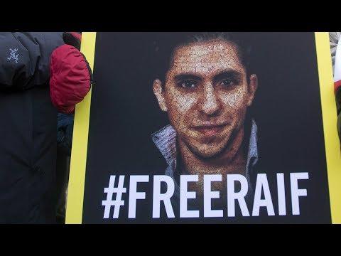 Who is Raif Badawi, the man behind Canadas fight with Saudi Arabia?