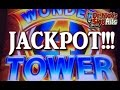 **BIGGEST WONDER 4 TOWER JACKPOT ON YOUTUBE!!!** | Buffalo Super Free Games CARNIVAL CONQUEST!!!