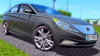 City Car Driving 1.5.3 Hyundai Sonata 2011 - G27 HD [1080p][60fps]