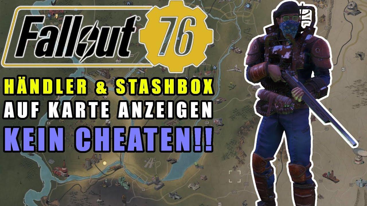 Fallout 76 Karte Deutsch.Fallout 76 Handler Und Stashboxen Auf Der Map Anzeigen Ps4
