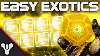 Destiny: How to Farm EXOTIC ENGRAMS! (Exotic Engram Farming)