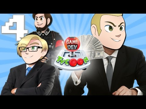 Game Dev Tycoon: Mecha Hitler Rises - EPISODE 4 - Friends Without Benefits
