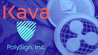 Ripple Está Financiando Uma Ponte Para o Mercado DeFi da Ethereum, KAVA, POLYSIGN