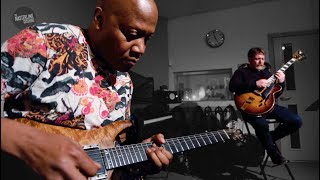 'The What? Factor' (Funk) ft. Tony Rémy (guitar) & Nigel Price (guitar) - 100% live at MLP Studio