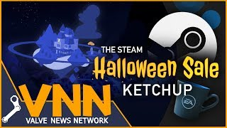Steam Halloween Sale Screw-Ups & EA Returns to Valve