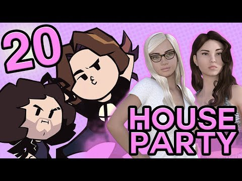 House Party: Hot Tub Fun - PART 20 - Game Grumps |