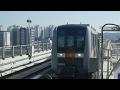 仁川都市鉄道2号線2000系 黔丹梧柳駅到着 Incheon Subway Line 2 2000 series EMU