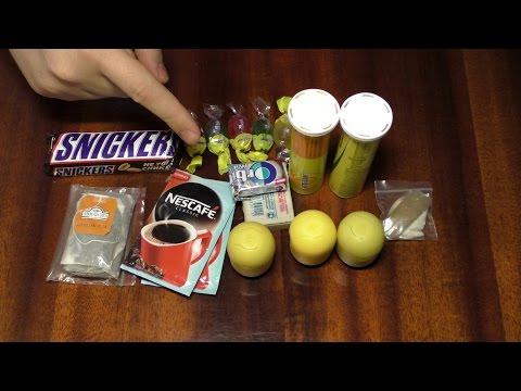 Набор продуктов на 1200 калорий в день
