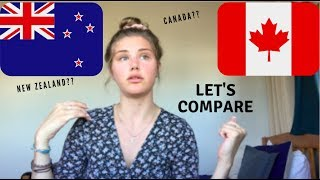 Canada vs New Zealand   Amelia Welch
