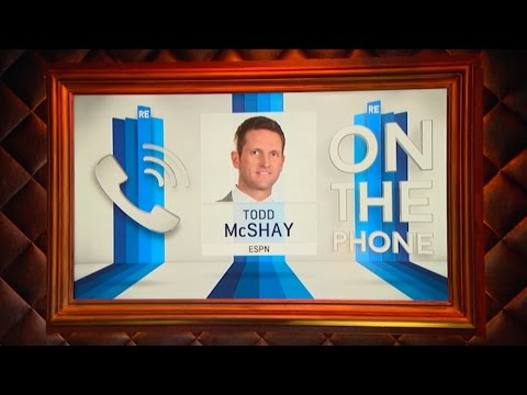 ESPN NFL Draft Expert Todd McShay Gives His NFL Mock Draft & More - 4/11/17