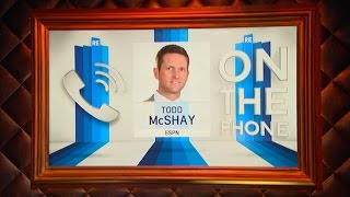 ESPN NFL Draft Expert Todd McShay Gives His NFL Mock Draft & More - 4/11/17 Free HD Video