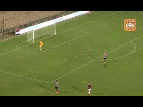 Coppa Italia, Salernitana: 2-1 sull'Alessandria: ora il Carpi