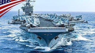 【世界最強アメリカ海軍】保有する軍艦290隻を紹介【空母, 強襲揚陸艦, 潜水艦, 駆逐艦など】