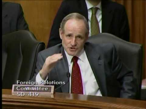 Risch Questions James Schlesinger and William Perry on START Treaty - 04/29/10