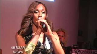 """SHONTELLE """"T-SHIRT"""" EXCLUSIVE RELEASE PARTY PERFORMANCE"""