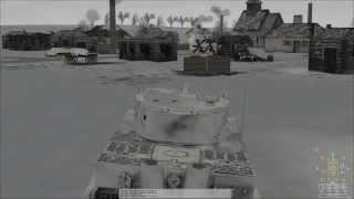 Part 2 - Pavlograd - Panzer Elite - German Campaign - PE3 Ostpak mod