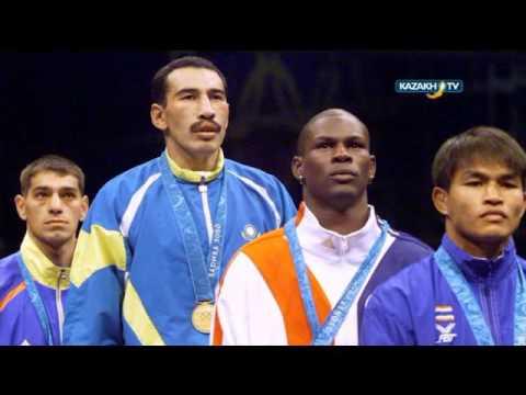 'Kazakh sport stars' #6 (17.01.2016)-Kazakh TV-eng