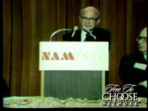 Milton Friedman Speaks - The Future of Our Free Society