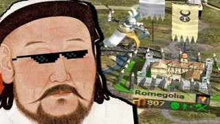 how To Correctly Play The Mongolians In Medieval 2 Total War