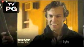 Being Human US - 2x12 - Partial Eclipse of the Heart [PROMO LEGENDADO]