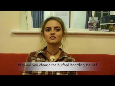Burford Boarding School Interviews