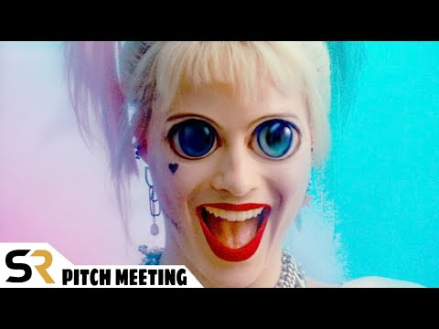 Birds Of Prey Pitch Meeting