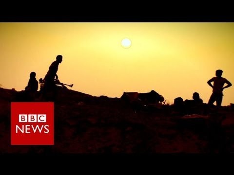 Mauritania: World's newest gold rush - BBC News