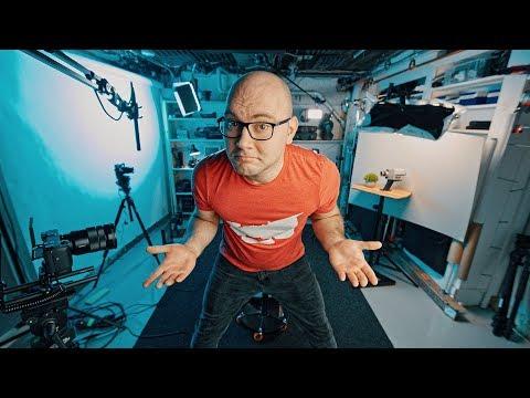 Basement Youtube Studio Tour 2019!