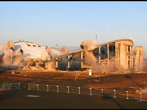 USAir Arena (Capital Center) - Controlled Demolition, Inc.