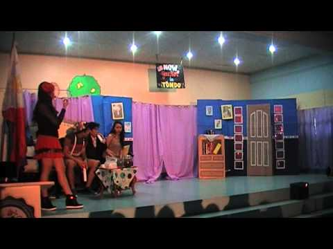 New Yorker in Tondo by BSAct3 of La Consolacion University Philippines