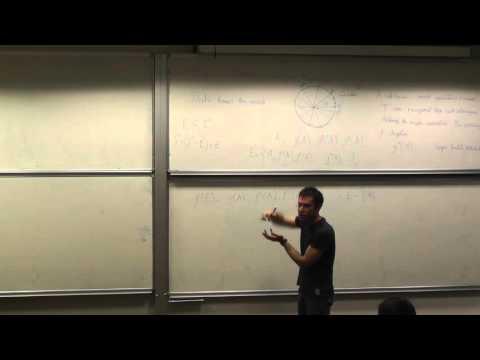 Koç Üniversitesi UNIV 101 - Doğan Bilge - Banach-Tarski Paradoksu