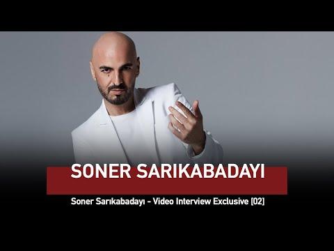 Soner Sarikabadayi - Video Interview Exclusive [02]