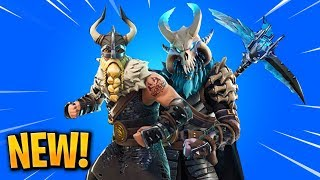 NEW Season 5 LEAKED Item Shop Skins! Fortnite Season 5 Skins Gift Shop!