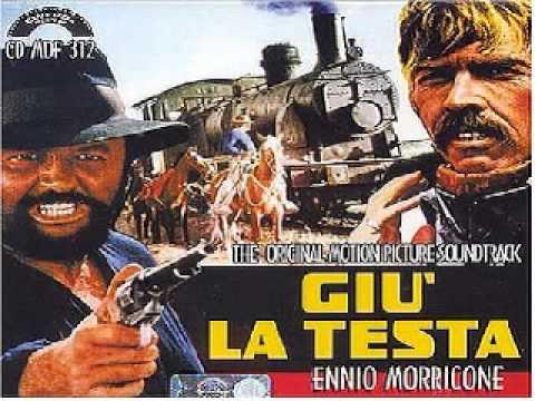 Giù La Testa (Duck, You Sucker) - Soundtrack  - Ennio Morricone - Full Album (1971)