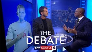 will harry kane and dele alli leave spurs   ian wright tim sherwood   the debate