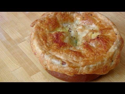 Chicken Pot Pie Recipe - Laura Vitale - Laura in the Kitchen Episode 219