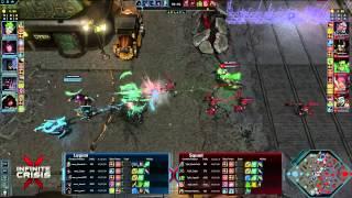 KGB vs Templar - WB1 - Infinite Crisis Pax East Qualifier