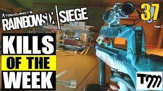 Rainbow Six Siege - Top 10 Kills of the Week #37 (Siege Highlights)