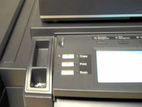 Secure Printing on Kyocera Copier/Printer