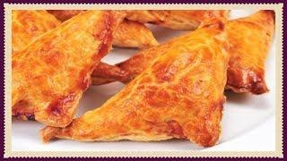 Картофельные пирожки с мясом жареные рецепт!